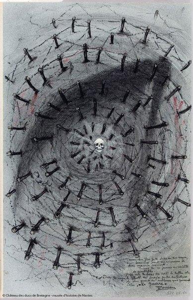 Jules Ponceau, un artiste nantais durant la Grande Guerre - [Château des ducs de Bretagne ] | Histoire 2 guerres | Scoop.it
