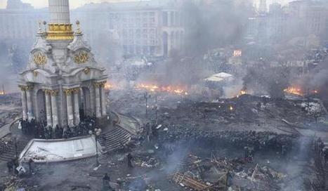Así amanece Ucrania - Tweet from @joseiglesiasb | Ciudad | Scoop.it