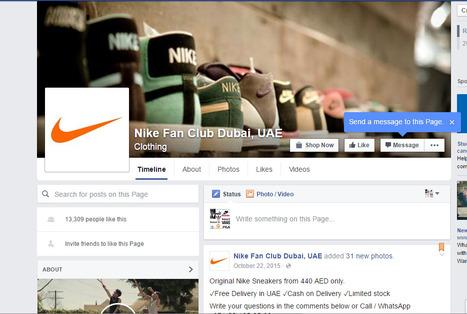 El uso de las brand fan pages de Facebook entre jóvenes y profesionales: análisis empírico | Mir Bernal | | Comunicación en la era digital | Scoop.it