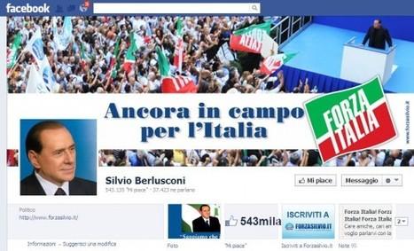 Berlusconi annuncia la rivoluzione social. Ma non la fa. | Comunicazione Politica e Social Media in Italia | Scoop.it