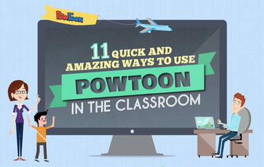 11 Quick and  Amazing ways to use PowToon in your Classroom | Hybrid Learning Initiative | Scoop.it