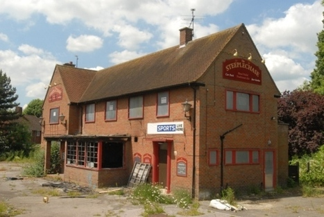 Islamic teaching and prayer centre could replace former Aylesbury pub | Race & Crime UK | Scoop.it