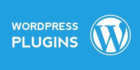 The Best WordPress Plugins | Flipped Classroom | Scoop.it