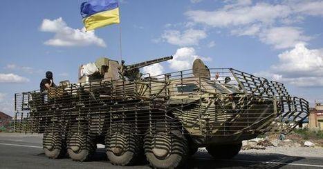 Ukraine : Donetsk visée par une frappe aérienne | International | Scoop.it