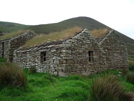 Lives Once Lived: 10 Tales of Abandoned Crofting Communities in the Scottish Highlands - Urban Ghosts | Modern Ruins, Decay and Urban Exploration | Scoop.it