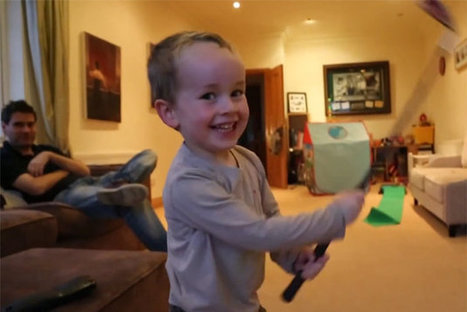 Cute Three-Year-Old from Ireland Is Golf Genius, Possible New Rory McIlroy? - Bleacher Report   Writing, Research, Applied Thinking and Applied Theory: Solutions with Interesting Implications, Problem Solving, Teaching and Research driven solutions   Scoop.it