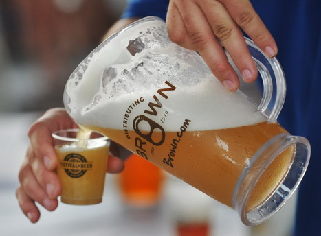 What to drink, where to drink on International Beer Day - Dallas Morning News (blog) | Bikes, bridges and Beer | Scoop.it