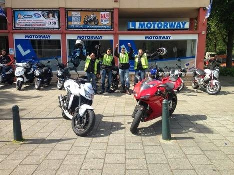 Motorrijles Den Haag: Op zoek naar een professionele rijinstructeur? | Rijschool Motorway | Scoop.it