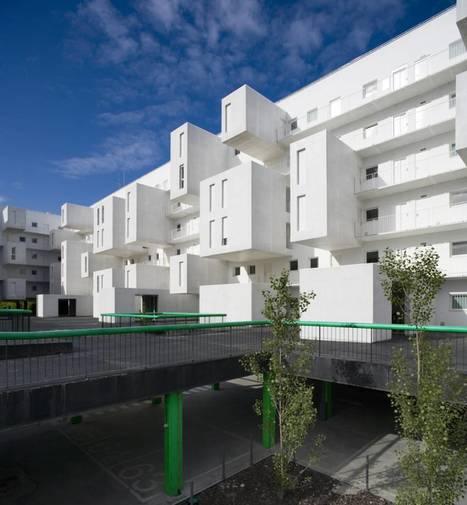 Architecture de dalle, le retour (à Madrid). | Architecture pour tous | Scoop.it