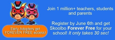 Skoolbo | Welcome | Web 2.0 for Education | Scoop.it