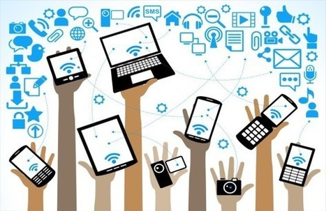 Effective Apps And Web Tools For BYOD Classrooms - Edudemic | Education and Technology Hand in Hand | Scoop.it