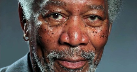 This Is Not a Photograph of Morgan Freeman [VIDEO] | Clic France | Scoop.it