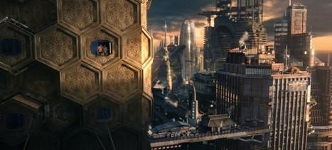 "Films & Architecture: ""Cloud Atlas"" | ArchDaily | Structural design | Scoop.it"