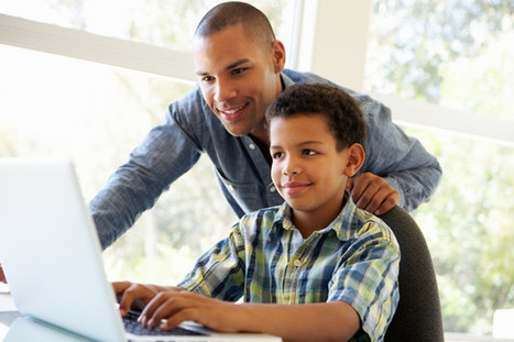 7 ways to stay involved in your child's life online | College Readiness | Scoop.it