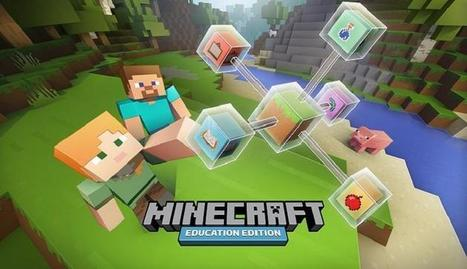 Full Version of 'Minecraft: Education Edition' Arrives Nov. 1 | Differentiated and ict Instruction | Scoop.it