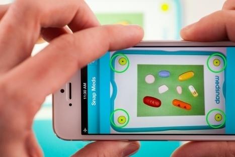 MedSnap ID veut aider le patient à identifier son traitement ! | La E-pharmacie, la E-santé | Scoop.it