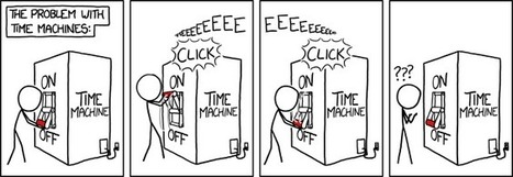 xkcd: Time Machines | Randoms | Scoop.it