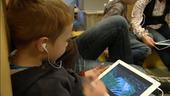 Kleuters krijgen les met de iPad   Tablets in de klas   Scoop.it