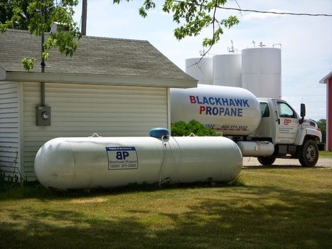 How to Select Residential Home Propane Tank Size?   Benefits of Farm and Home Propane   Scoop.it