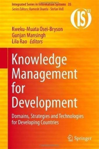 Knowledge Management for Development: Domains, Strategies and Technologies for Developing Countries  Tactools   Research Capacity-Building in Africa   Scoop.it