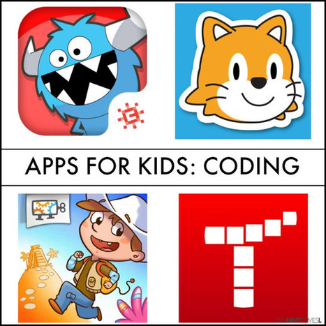 Coding Apps for Kids - And Next Comes L | idevices for special needs | Scoop.it
