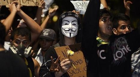 Brésil, Turquie: en quoi les manifestations se ressemblent   Slate   Revue de presse - Turquie   Scoop.it