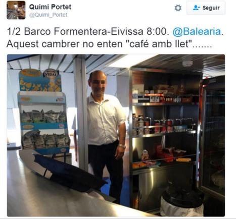 Balearia: en España se habla también español | Temas varios de Edu | Scoop.it