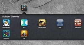 Classroom Games and Technology: Six iPad games I recommend for school | Technology in Art And Education | Scoop.it