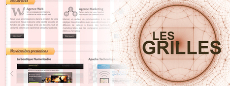 Le webdesign selon les grilles - Developpez.com | Webdesign | Scoop.it