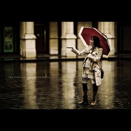 Sous la pluie, une selection de photo humide   Foreign Language Focus   Scoop.it