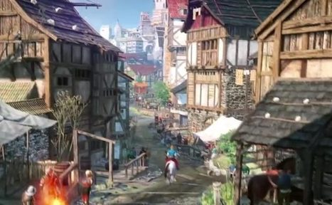 Skyrim vs. The Witcher 3 map size on PS4, XB1 - Product Reviews | Console Gaming | Scoop.it