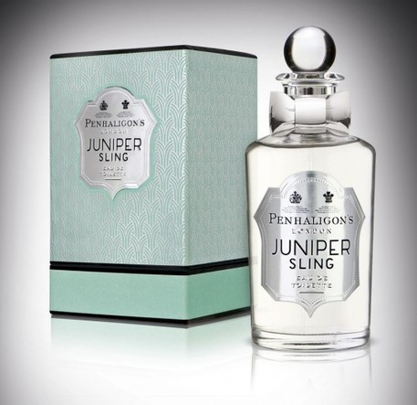 Penhaligon's Juniper Sling | Lovely Package | beauty design | Scoop.it