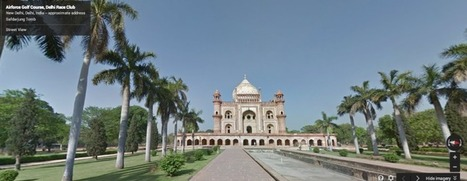 Google Street View Now Lets You Explore More Historical Sites in India   Navigate   Scoop.it