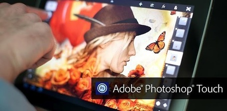 Adobe® Photoshop® Touch - Applications Android sur Google Play | Recursos | Scoop.it