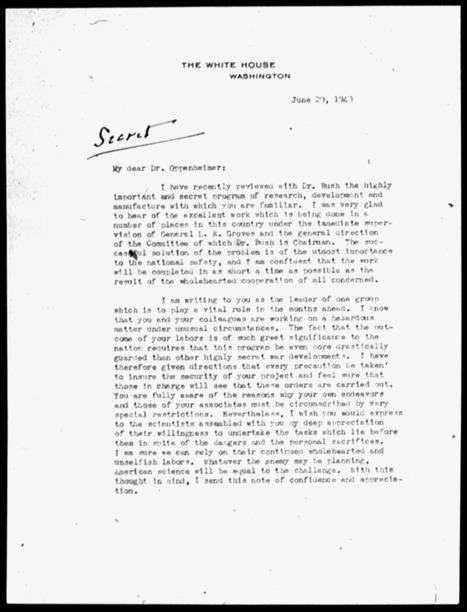 mcc/083 | U.S. Manhattan Project | Scoop.it