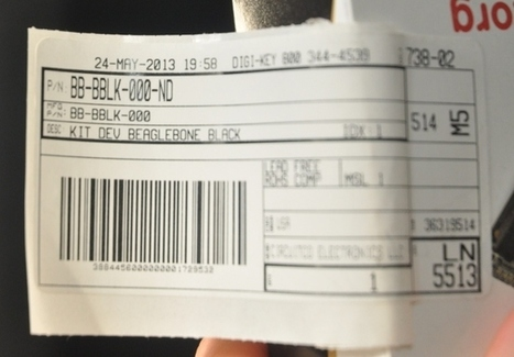 [Phoronix] BeagleBone Black: The Sub-$50 ARM Linux Board   Raspberry Pi   Scoop.it