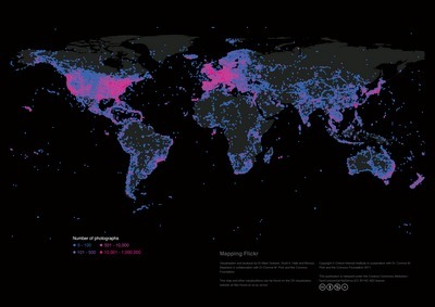 Minería de datos para ver: Geographies of the World's Knowledge - descargable | Maestr@s y redes de aprendizajes | Scoop.it