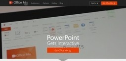 Unleashing Office Mix in PowerPoint - office mix - CGNET | EdTech Essentials | Scoop.it