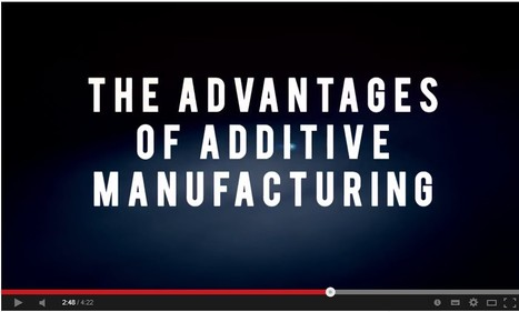 GE speaks about advantages of Additive Manufacturing | Additive Manufacturing News | Scoop.it