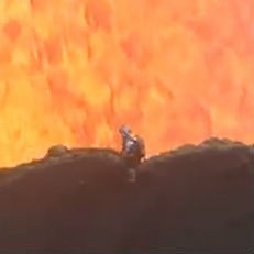 'Most incredible' volcano video ever actually lives up to its title | Daily Crew | Scoop.it