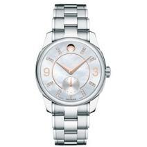 Movado 'lx' Mother-of-pearl Bracelet Watch 32mm | MARC NEW YORK BLACK CAP SLEEVE SWEETHEART NECK SHEATH DRESS | Scoop.it