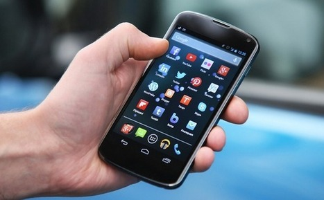 64% des internautes accèdent aux réseaux sociaux depuis leur mobile - #Arobasenet | Jean-Fabien | Scoop.it