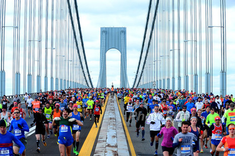 2016 New York City Marathon Application Window Has Opened   Competitor.com   Running and sports   Scoop.it