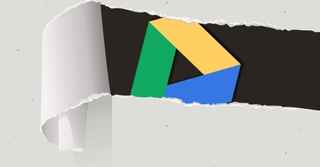 8 Things You Didn't Know You Could Do With Google Drive | Cloud Central | Scoop.it