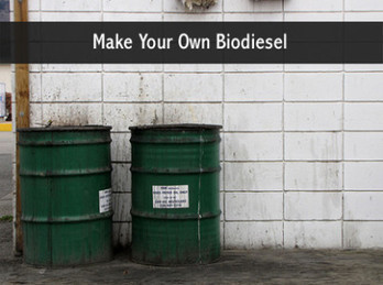 Make Your Own Biodiesel - An Introduction | DIY Alternative Energy | Solar Energy, Alternative Energy, Clean Energy | Scoop.it