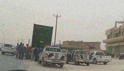 Truck carrying heat-seeking missiles seized in Benghazi | Libya ... | Saif al Islam | Scoop.it