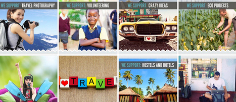 Startup pitch: TravelStarter puts a travel and tourism twist on crowdfunding | Travel Innovation | Scoop.it