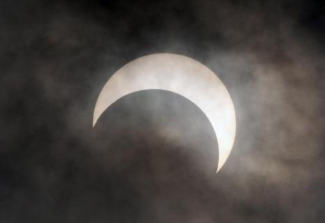 Eclipse solaire du vendredi 20 mars : où et comment la voir ? | location-landes-mimizan-plage nature | Scoop.it