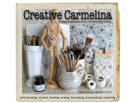 ! CREATIVE CARMELINA !: ART JOURNALING | Journal For You! | Scoop.it