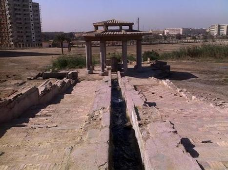 Ain Helwan's therapeutic waters are squandered and neglected   Égypt-actus   Scoop.it